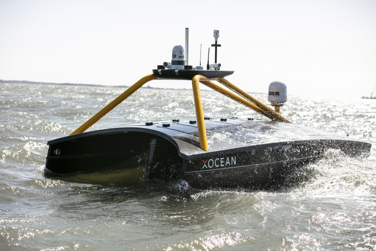 IIC Technologies and XOCEAN Deliver Ground-breaking Survey of Lake Superior Seabed for the Canadian Hydrographic Service
