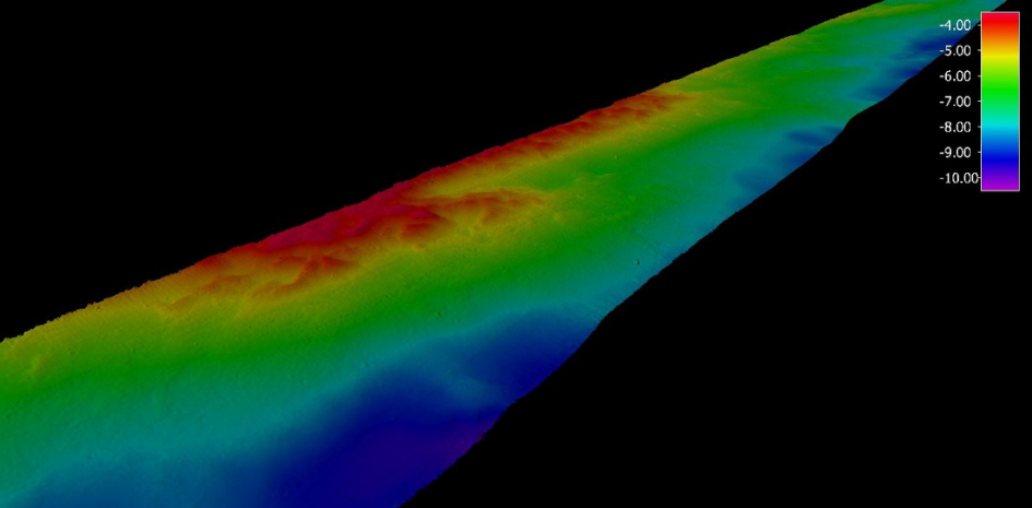XOCEAN Bathymetry Data
